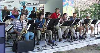 roberts creek big band